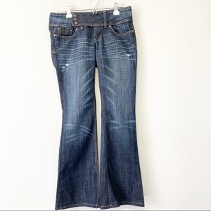 Re Rock Los Angeles for Express Flare Jean - 8